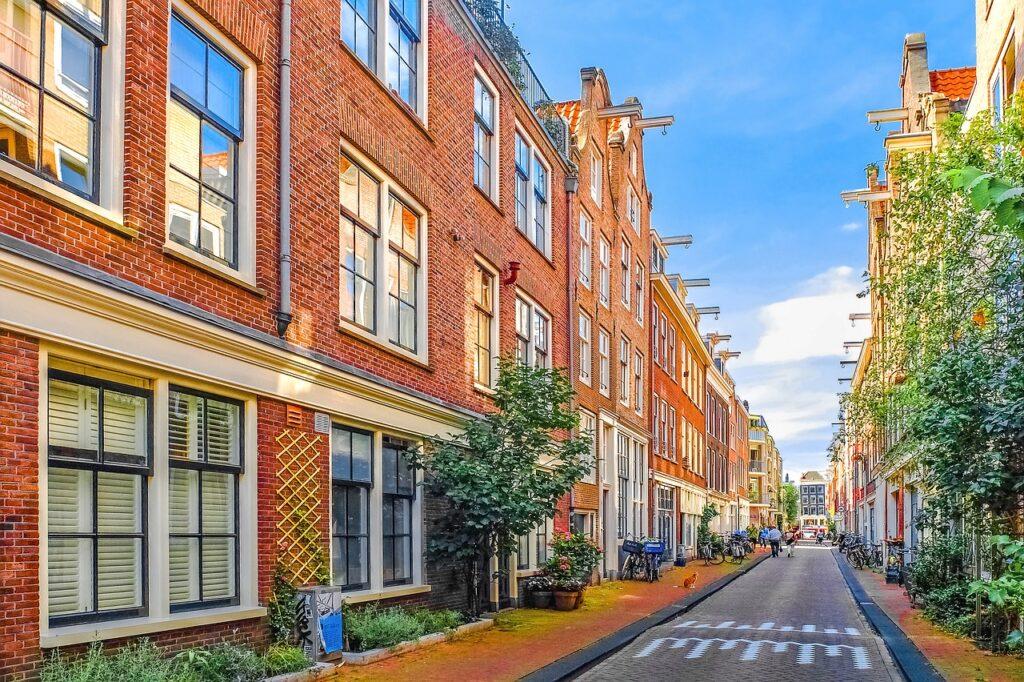 street, amsterdam, jordaan